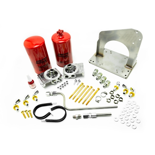 Driven Diesel Ford 7.3 Pre/Post Fuel Filter Kit (This item is drop shipped from Driven Diesel)