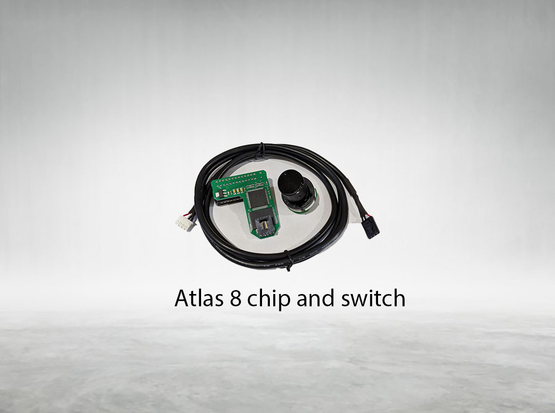 Atlas 8 1-8 Position Switch on the fly Chip