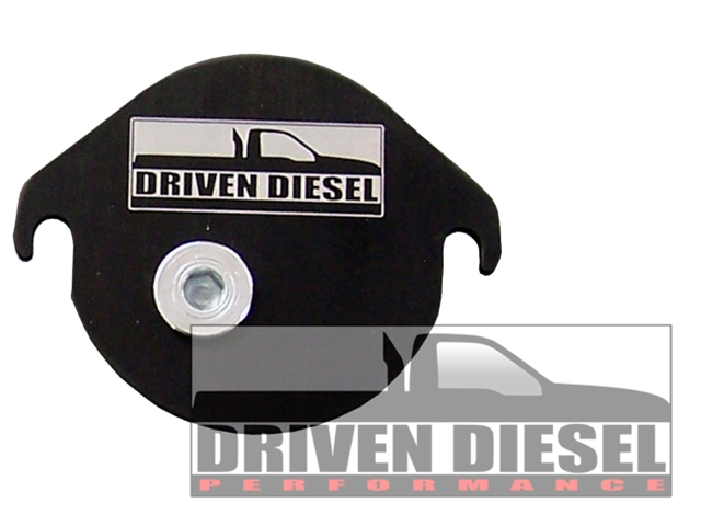Driven Diesel Billet HPOP Gear Cover (This item is drop shipped from Driven Diesel)