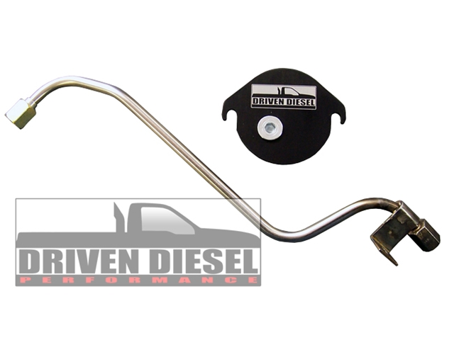 Driven Diesel HPOP Gear Cover Kit with EBP Sensor Tube (This item is drop shipped from Driven Diesel)