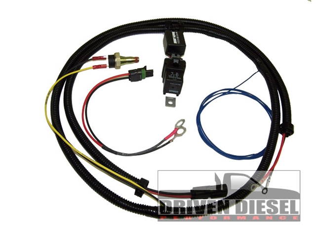 Driven Diesel 7.3L OBS Fuel Pump Harness V3 (This item is drop shipped from Driven Diesel)