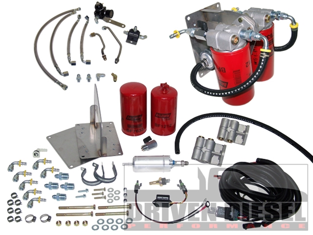 Driven Diesel COMPLETE OBS Electric Fuel System (This item is drop shipped from Driven Diesel)