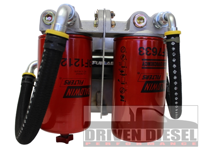 Driven Diesel Race Fuel Supply Kit (Fuelab) (This item is drop shipped from Driven Diesel)