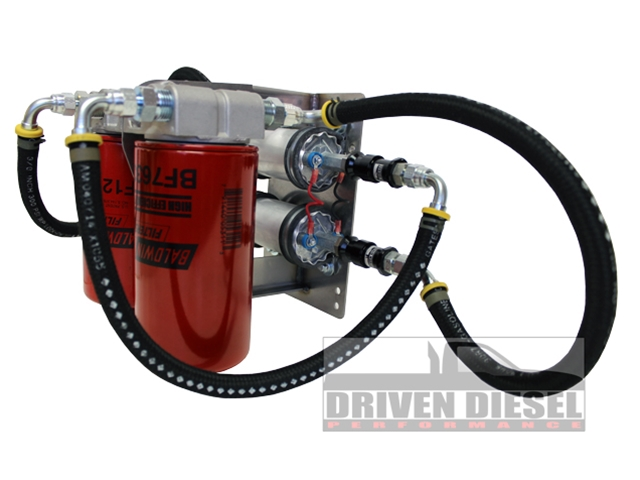 Driven Diesel Race Fuel Supply Kit (Dual Bosch) (This item is drop shipped from Driven Diesel)