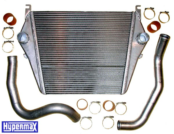 Hypermax Tapercore Intercooler (This item is drop shipped from the manufacturer)