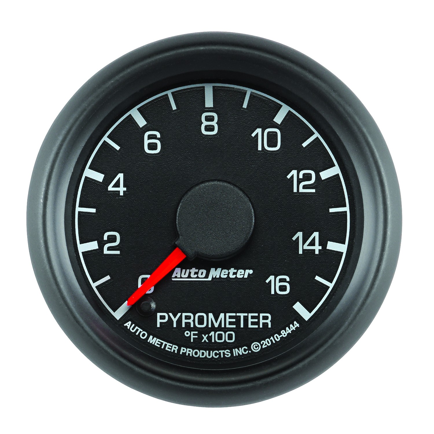 AutoMeter Ford Match Pyrometer 0-1600F #8444