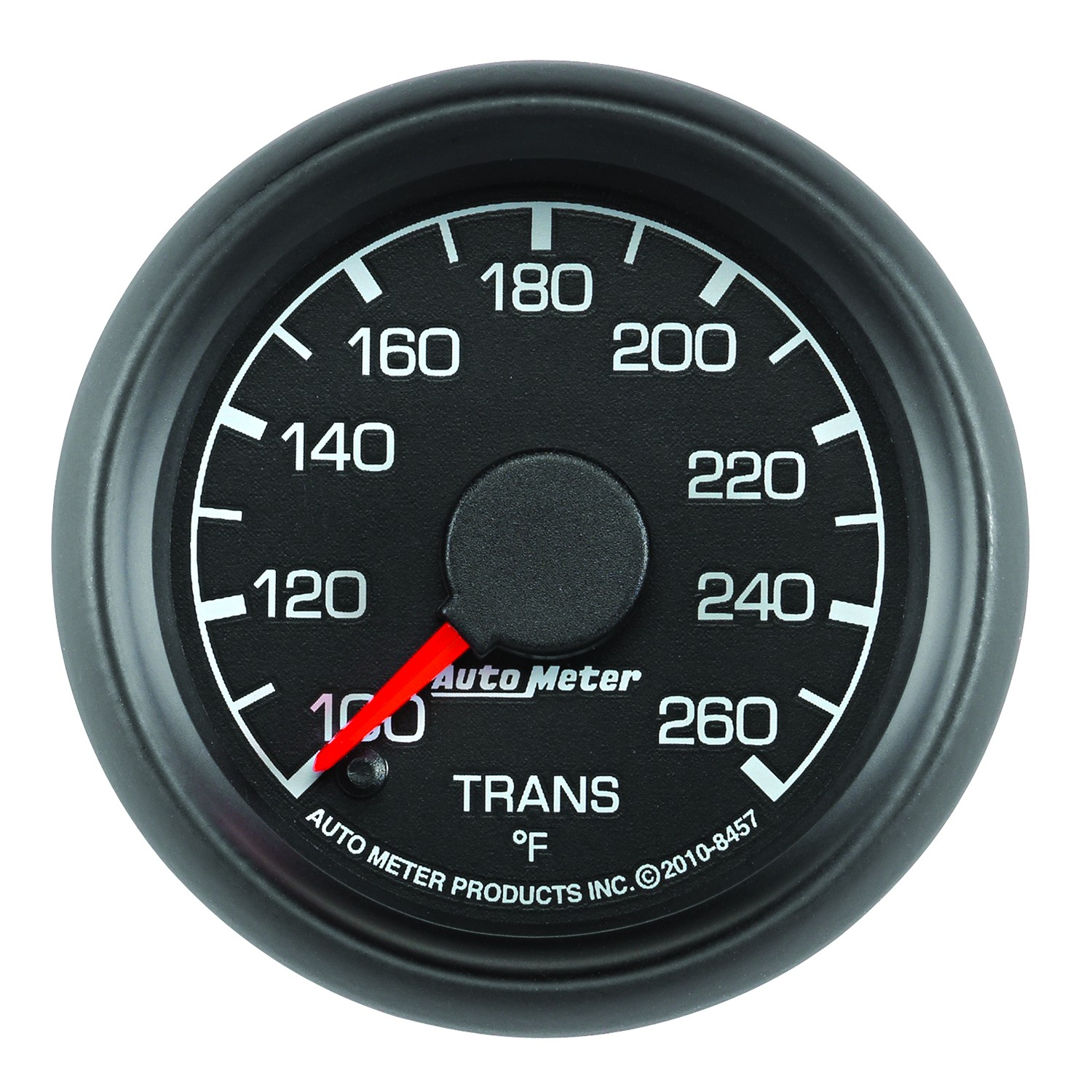AutoMeter Ford Match Trans Temp 100-260F #8457