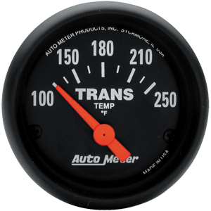 AutoMeter Z-Series Transmission Temp Gauge #2640