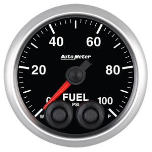Autometer Elite Series Fuel Pressure 0-100 PSI #5671