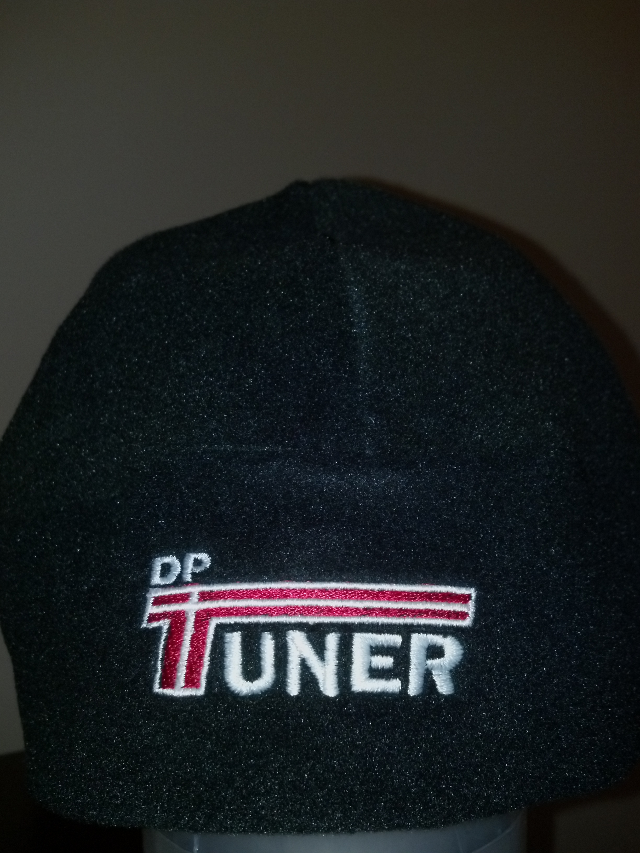 Embroidered DP-Tuner Fleece Beanie