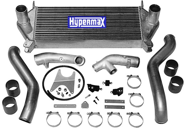 Hypermax 1994-1997 Intercooler System (This item is drop shipped from the manufacturer)