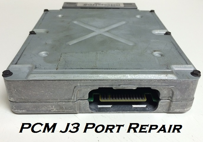 PCM J3 Port Repair