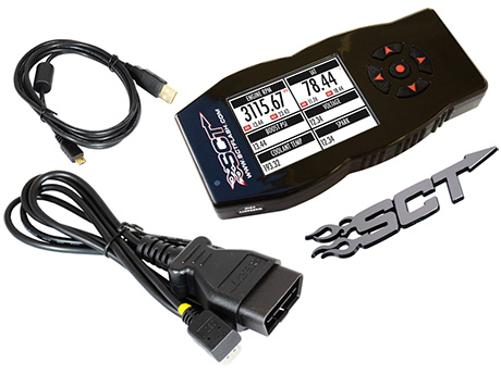 SCT X4 Power Flash Programmer-7015 6.0L